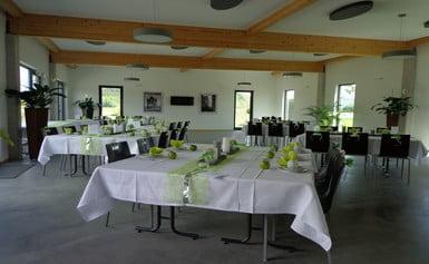 Festsaal Freiraum Fazination Garten Gottmadingen