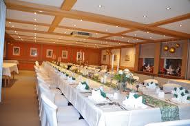 Festsaal für alle Feierlichkeiten Hotel Hirt Deißlingen