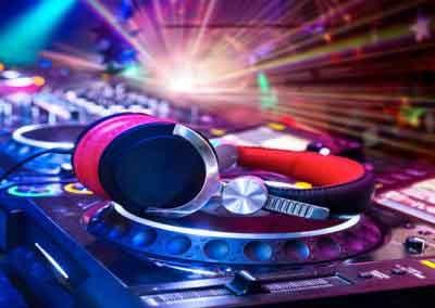 DJ für Geburtstagsfeier