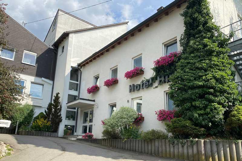 Hotel Hirt in Deisslingen bei Rottweil