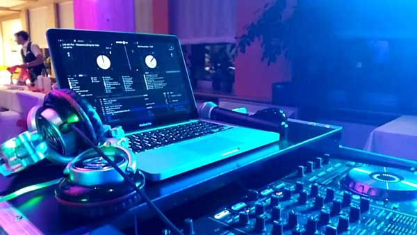 Party DJ in Schaffhausen